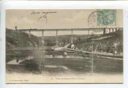Viaduc Ahun Busseau - Frankrijk
