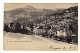 Cpa N° 1971 SAINT GERVAIS Et Le Mont Joli - Saint-Gervais-les-Bains