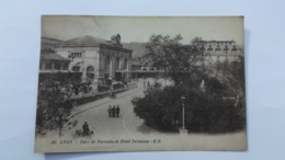 Gare De Perrache Et Hotel Terminus - Lyon