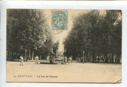 Beauvais Jeu De Paume - Beauvais