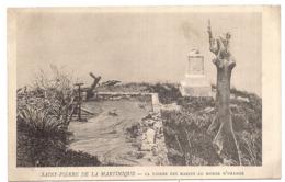 Saint-pierre De La Martinique , La Vierge Des Marins Au Morne D'orange - Martinique
