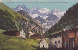 GERMANY - Einodsbach Bei Oberstdorf In Bayr. Allgau 1919 - Oberstdorf