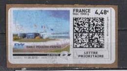Mon Timbre En Ligne  Eagle Industry France - 2010-... Illustrated Franking Labels