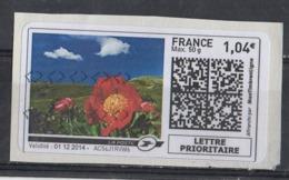 Mon Timbre En Ligne   LP 50g - 2010-... Illustrated Franking Labels