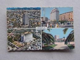CASABLANCA Maroc Lot 2 Cartes Cérémonie Multivues - Casablanca