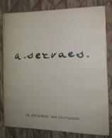 A. Servaes (De Kruisweg Van Luithagen) : A. Servaes •: De Stad Gods • : 1975  GRAND FORMAT - Art