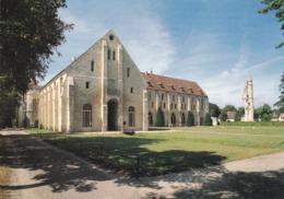 95 Abbaye De Royaumont, Abbaye Royale, Vue Générale Côté Ouest - Francia