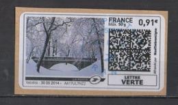 Mon Timbre En Ligne   LV 50g - 2010-... Illustrated Franking Labels