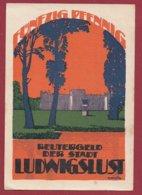 Allemagne 1 Notgeld 50 Pfenning Stadt Ludwigslust (Série Complète)   Dans L 'état Lot N °5135 - Collections