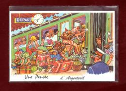 95-CARTE POSTALE DE ARGENTEUIL - Argenteuil