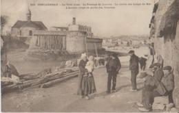 29 Concarneau Passage Des Lanriec Cercle Des Loups De Mer Ancien Corps De Garde Des Douanes -s47 - Concarneau