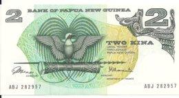 PAPOUASIE NEW GUINEA 2 KINA ND1975 UNC P 1 - Papoea-Nieuw-Guinea