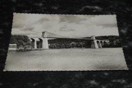 8137     MENAI SUSPENSION BRIDGE - Anglesey