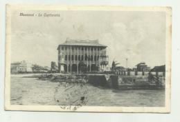 MASSAUA - LA CAPITANERIA   1925  VIAGGIATA FP - Eritrea