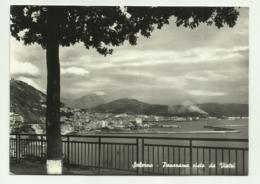 SALERNO - PANORAMA VISTO DA VINCI   VIAGGIATA FG - Salerno