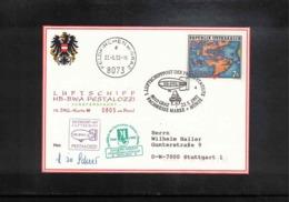 Austria / Oesterreich 1992 Luftschiffpost - 1991-00 Covers