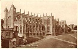 England Windsor, St. George's Chapel - England