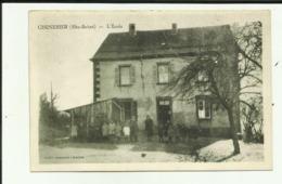 70 - Haute Saone - Chenebier , Environs D'Héricourt - L'école - Les élèves - - Frankrijk
