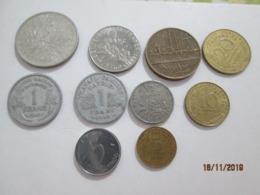 FRANCE 10 Coins # L1 - France