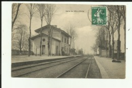 70 - Haute Saone - Gare De Vellexon - - Frankrijk