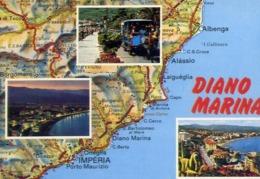 Diano Marina - 520 - Formato Grande Non Viaggiata – E 14 - Imperia