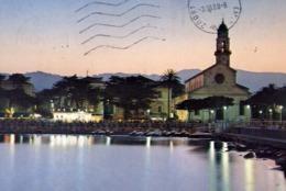 Diano Marina - Scorcio Panoramico Notturno - Formato Grande Viaggiata – E 14 - Imperia