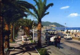 Diano Marina - Viale Delle Palme E Via Aurelia - Formato Grande Non Viaggiata – E 14 - Imperia