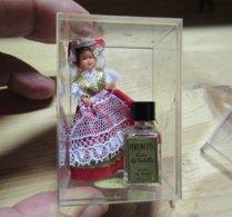 Miniature De Parfum VOLNAY PERLINETTE N° 7 (NICE) 2 Ou 3ML ?? RARE - Miniatures De Parfum