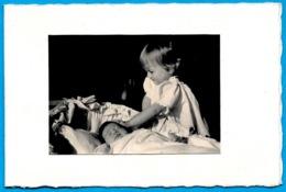"""Faire-Part """"Marylise JOUAS-POUTREL (annonce Naissance) Petite-soeur Edith"""" 78 LE CHESNAY Photo Photographie Enfants Bébé - Geburt & Taufe"""