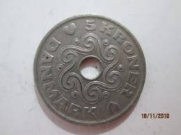 DENMARK 5 Kronen 2001  # 1 - Denmark