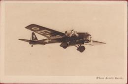 AVIATION Militaire Francaise Bi-moteur AVION Le Bombardier De Nuit AMIOT 143 Vliegtuig Avion Airplane Aircraft - 1939-1945: 2ème Guerre