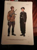 1) DIVISA MILITARE UNIONE SOVIETICA SOTTOTENENTE TRUPPE CORAZZATE-GERMANIA SOTTOTENENTE-GERMANIA ALLGEMEINE TENETE COLON - Divise