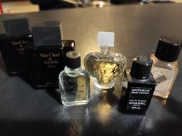 Lot De Miniatures Parfum - Marques Diverses - Modern Miniatures (from 1961)