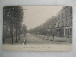 SAVIGNY SUR ORGE - Rue Du Mail - Savigny Sur Orge