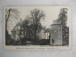 SAVIGNY SUR ORGE - Le Château - Vue Du Parc - Savigny Sur Orge