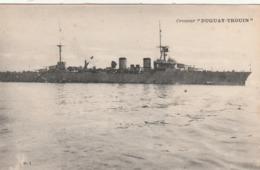Rare Cpa Bateau De Guerre Duguay-Trouin - 1914-18