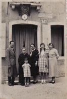 FOTOGRAFIA DI UNA TABACCHERIA - SALI E TABACCHI - INSEGNA PUBBLICITARIA BIRRA PEDAVENA - ANIMATA  - RARA - 1935 - Otros