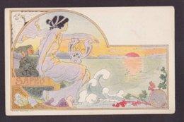 CPA Lessieux Louis Art Nouveau Non Circulé Sapho - Lessieux