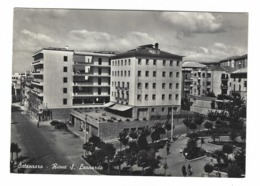 1209 - CATANZARO RIONE S LEONARDO ANIMATA 1955 - Catanzaro