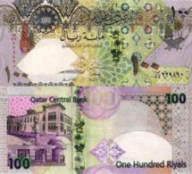 QATAR, 100 Riyals, 2007, P26, UNC - Qatar