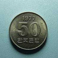 South Korea 50 Won 1977 - Korea, South