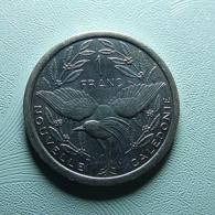 New Caledonia 1 Franc 1994 - Nieuw-Caledonië