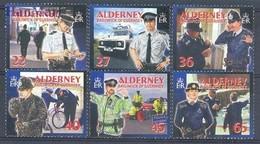 Alderney 2003 Mi 218-223 MNH ( ZE3 ALD218-223 ) - Voitures