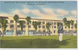 KENTUCKY Military Institute Winter Headquarters - Venice