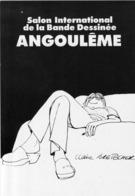 SALON INTERNATIONAL DE LA BANDE DESSINEE ANGOULEME BRETECHER PRIX 10 Eme ANNIVERSAIRE - Fumetti
