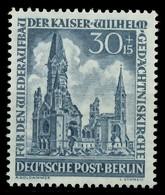 BERLIN 1953 Nr 109 Postfrisch X8778A2 - [5] Berlino