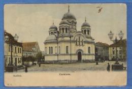 9515 Poland Kalisz Cerkiew - Poland