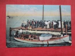 Watching The Fisherman Return Grassy Sound   New Jersey     Ref 3723 - Vereinigte Staaten