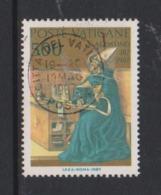 Vatican City S 817 1987 Conversation Of St Augustine .500 Lire Used - Vatican