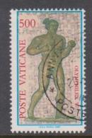 Vatican City S 825 1987 Olimphilex .500 Lire Used - Vatican